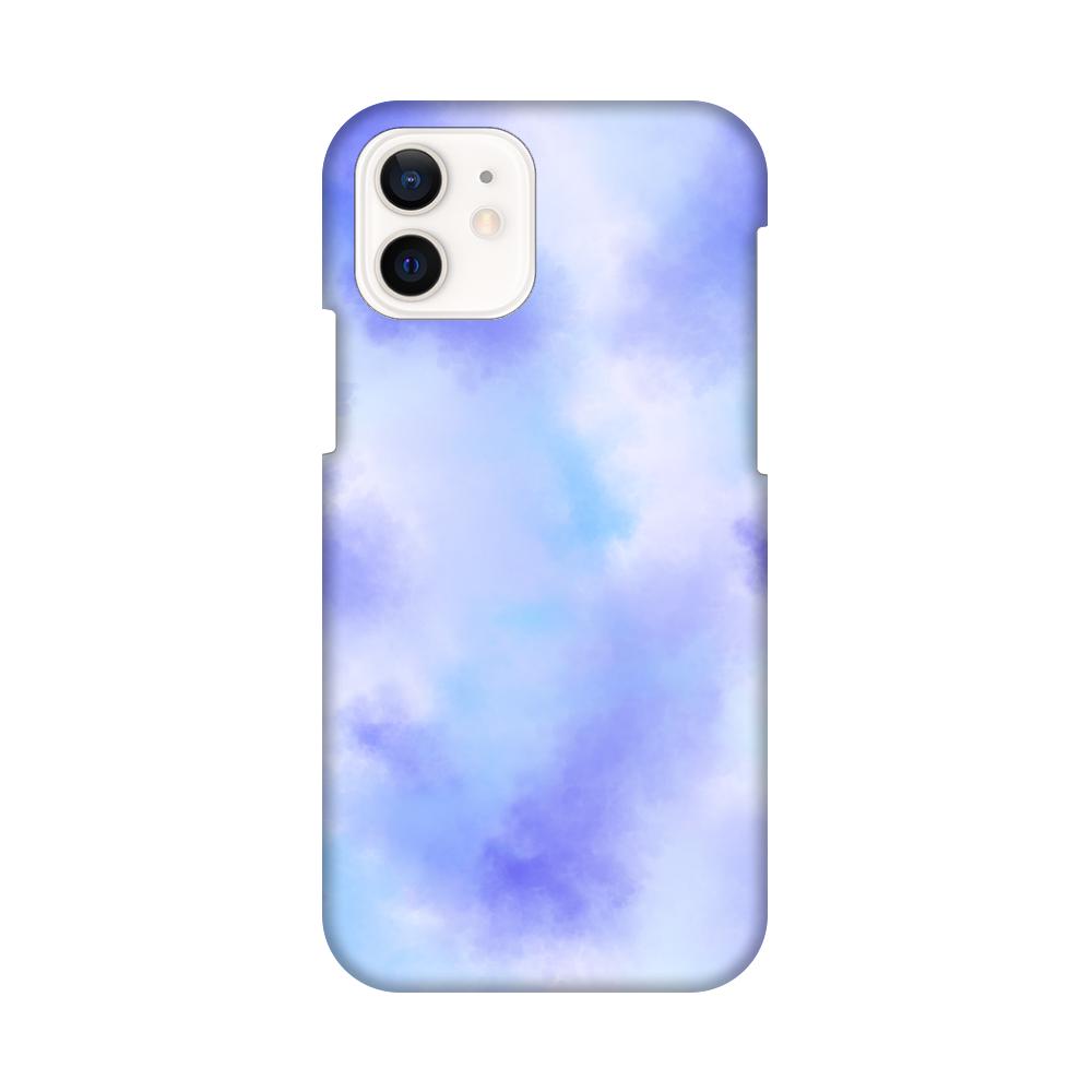 タイダイBlue iPhone12 / 12 Pro iPhone12 / 12 Pro