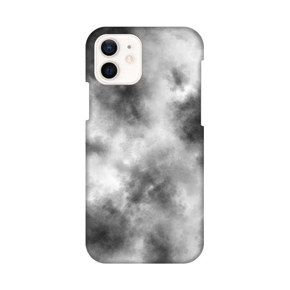 タイダイBlack iPhone12 / 12 Pro iPhone12 / 12 Pro