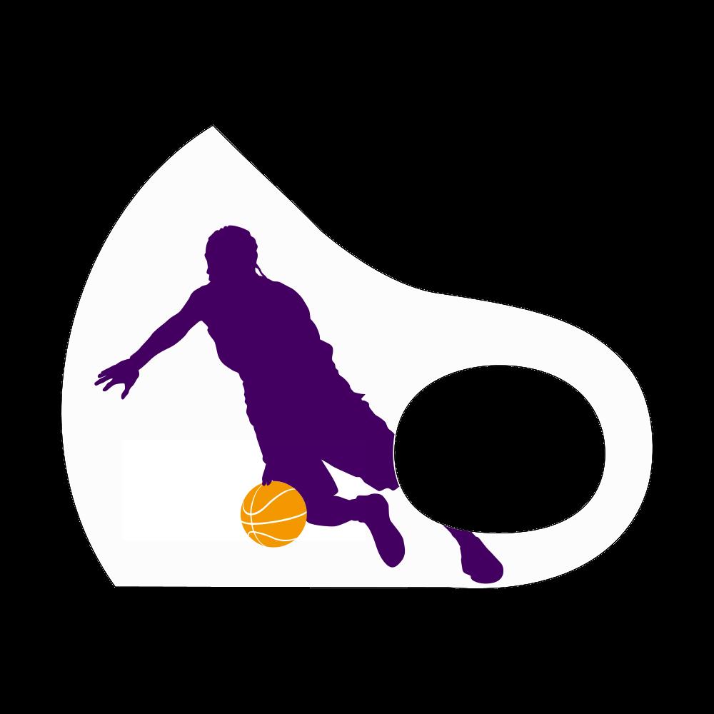 バスケ好きな方 スポーツマスク