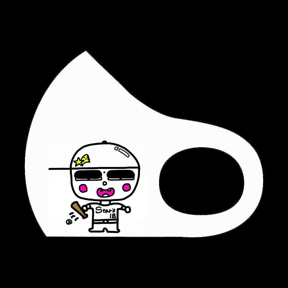 マユ太郎 スポーツマスク