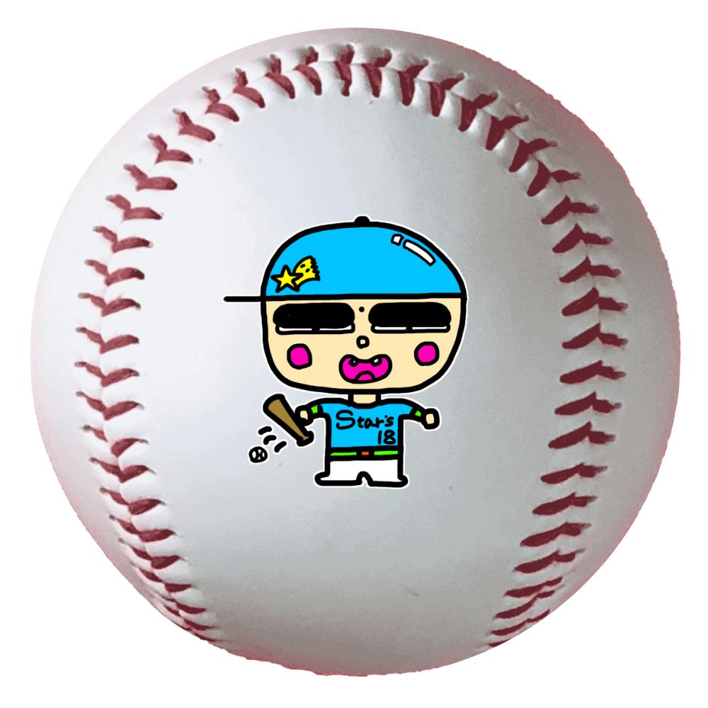 マユ太郎 野球ボール(硬式)