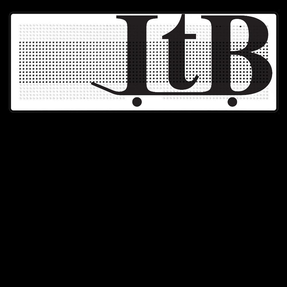 ITB Logo Speaker 【スケボー】 Bluetoothスピーカー 表のみプリント