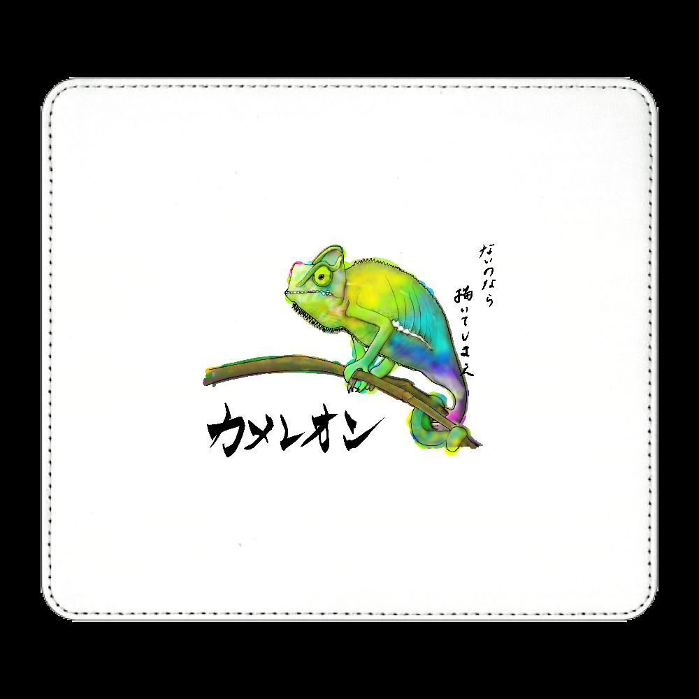 カメレオン goods MiZ マウスパッド マウスパッド
