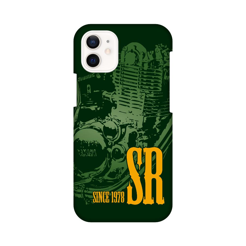 YAMAHA SR GREEN iPhone12 mini