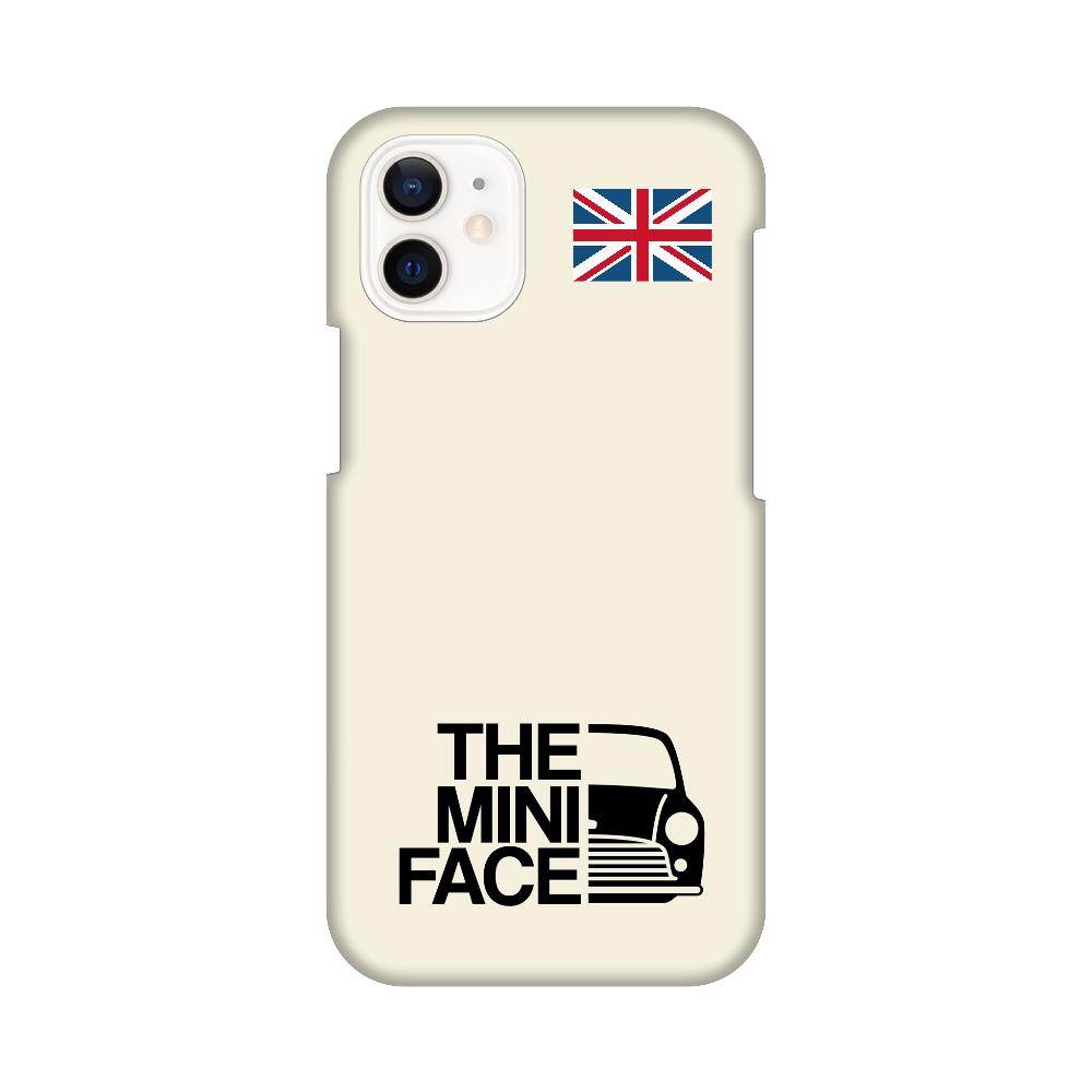 THE MINI FACE(アイボリー) iPhone12 mini