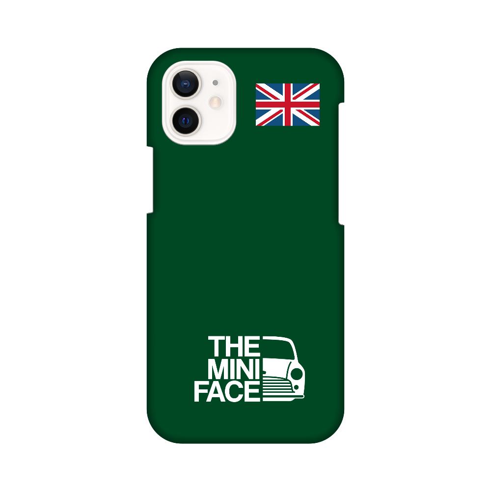 THE MINI FACE(ブリティッシュグリーン) iPhone12 mini