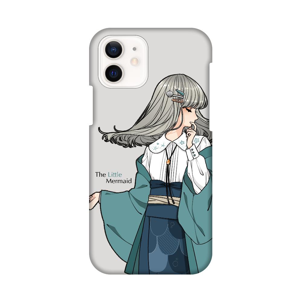 人魚姫 スマホケース iPhone12 / 12 Pro