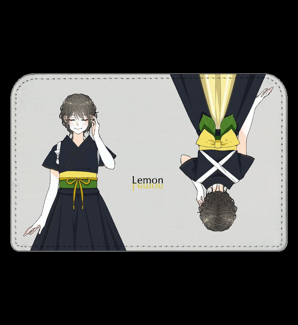 レモン 化粧ポーチ 化粧ポーチ