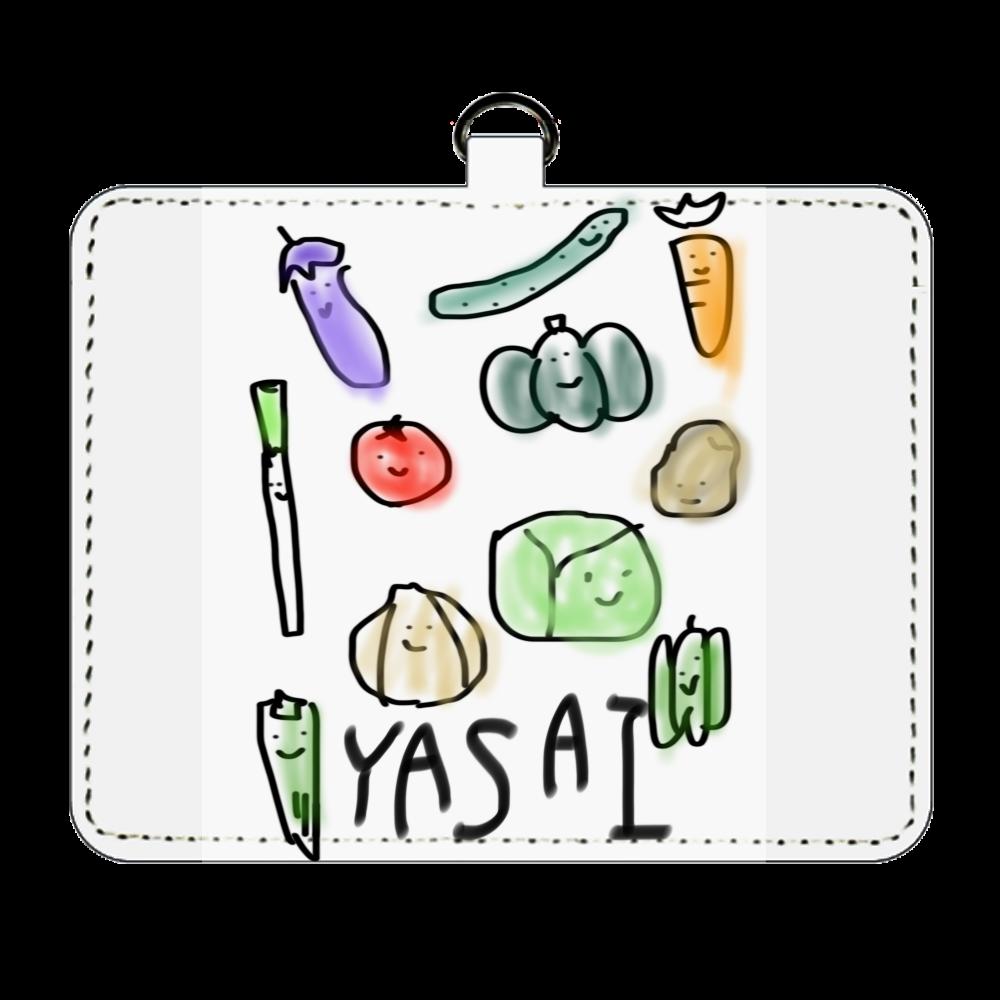 YASAIパスケース パスケース