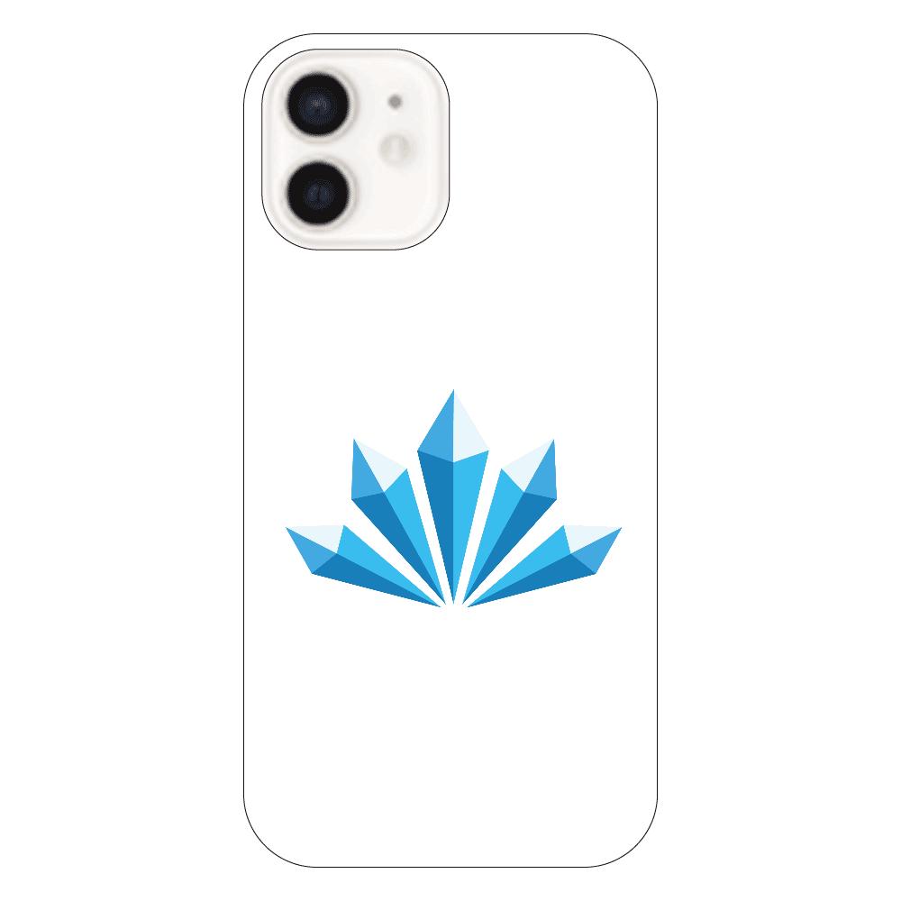 クリスタル iPhone12(透明)