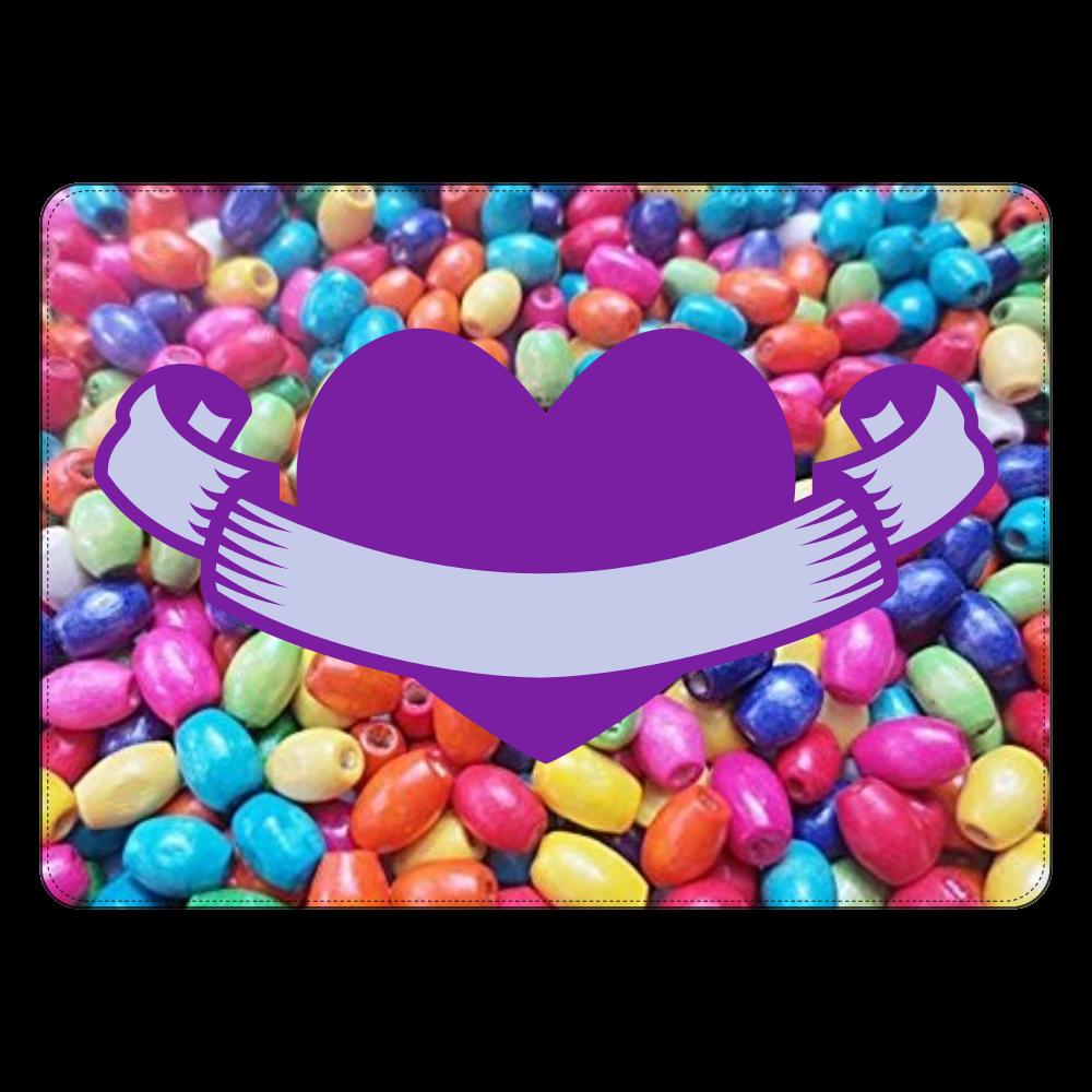 Heart タブレットケース汎用Mサイズ