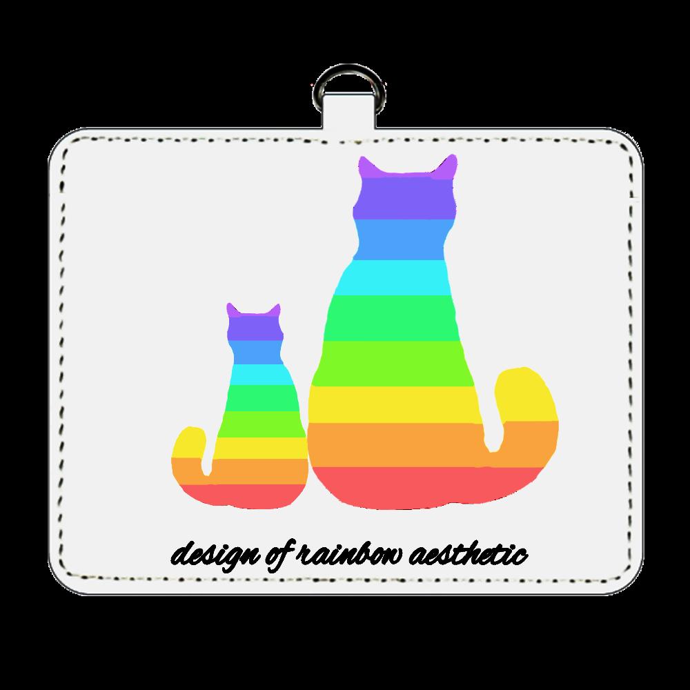 虹猫パスケース パスケース