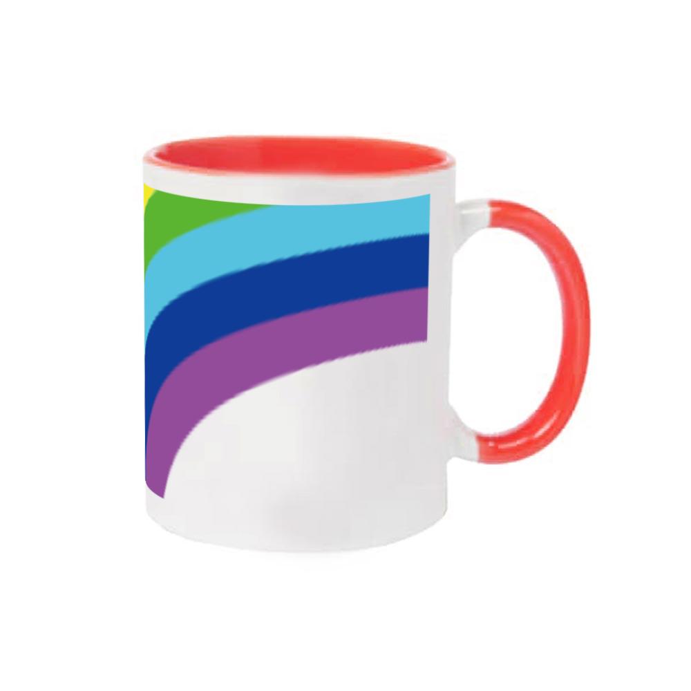 Rainbow 2トーンマグカップ