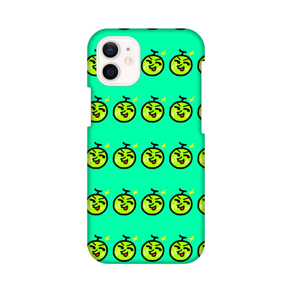 イケメロンくんiPhoneケース iPhone12 mini
