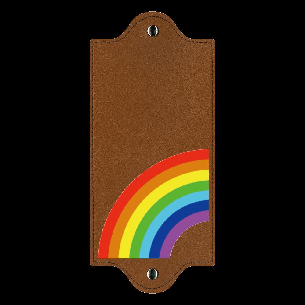 Rainbow バッグ型マスクホルダー