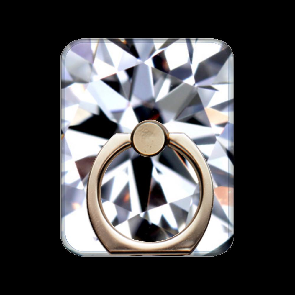 Diamond スマホリング