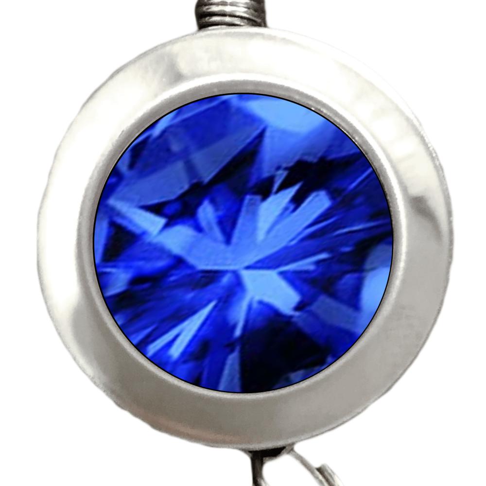 Sapphire リールキーホルダー