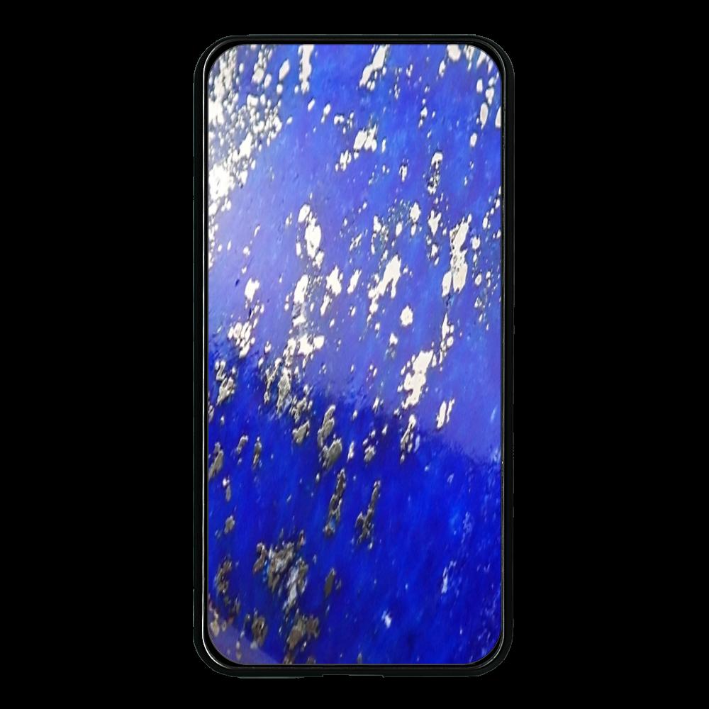 Lapis Lazuli 大容量モバイルバッテリー 両面ガラス 8000mAH