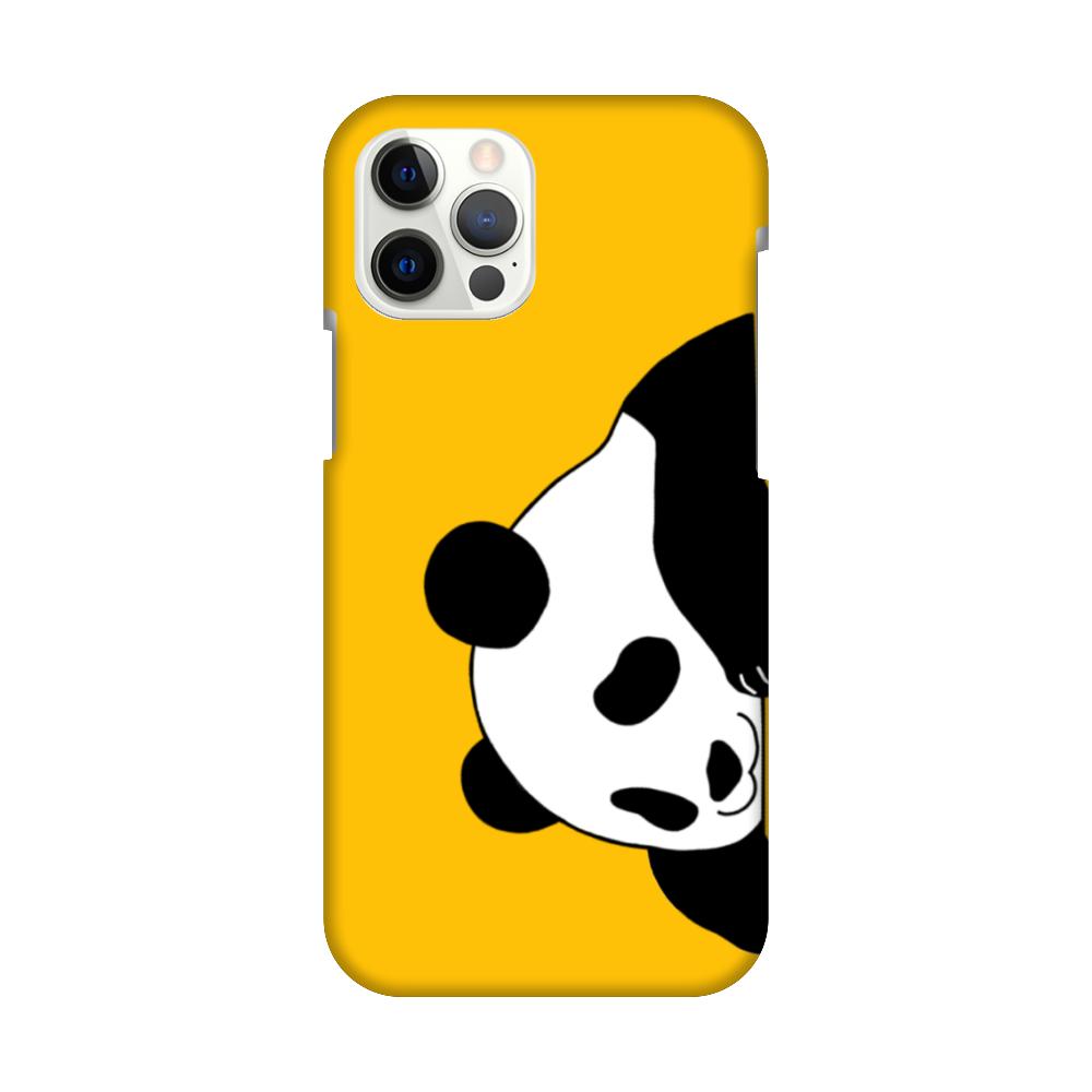 パンダイエロー iPhone12 Pro Max