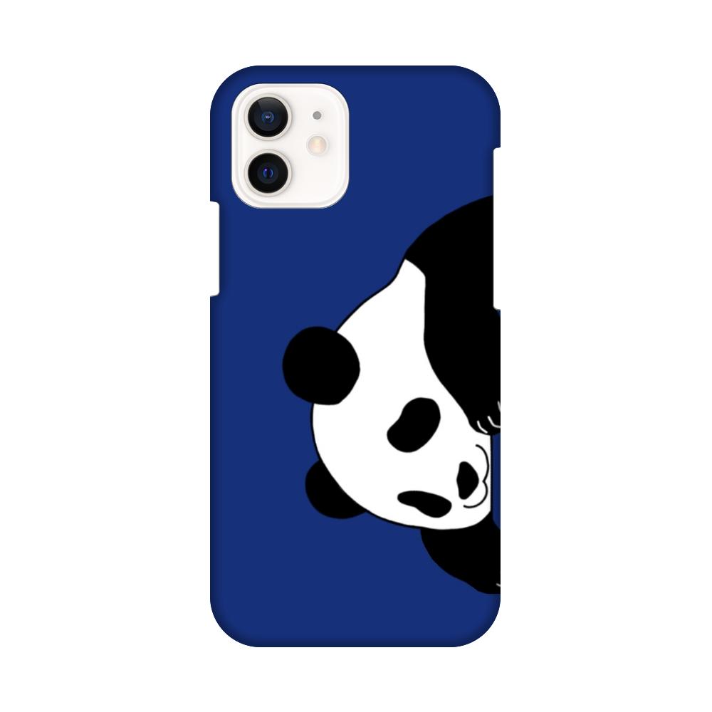 パンダブルー iPhone12 / 12 Pro