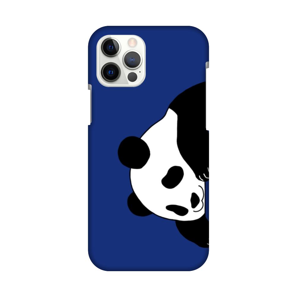 パンダブルー iPhone12 Pro Max