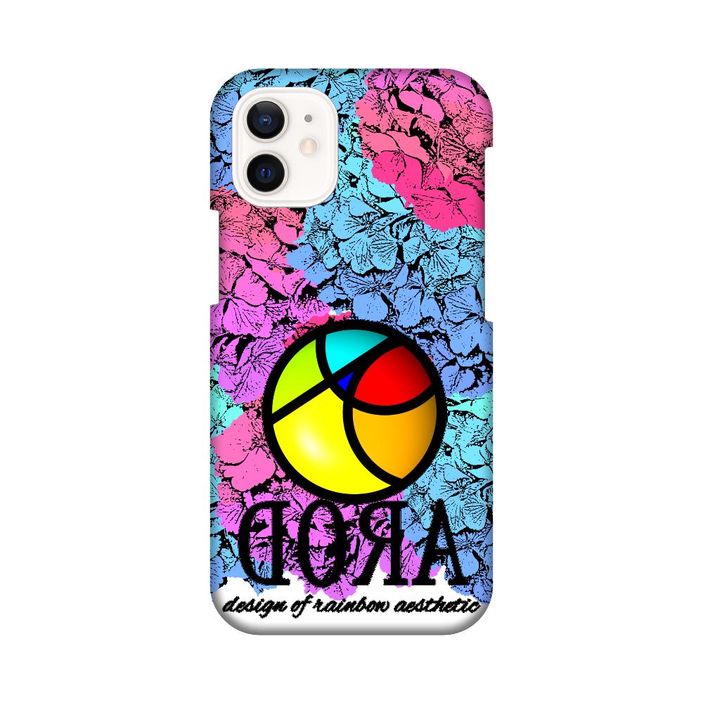DORAロゴスマホケース iPhone12 mini