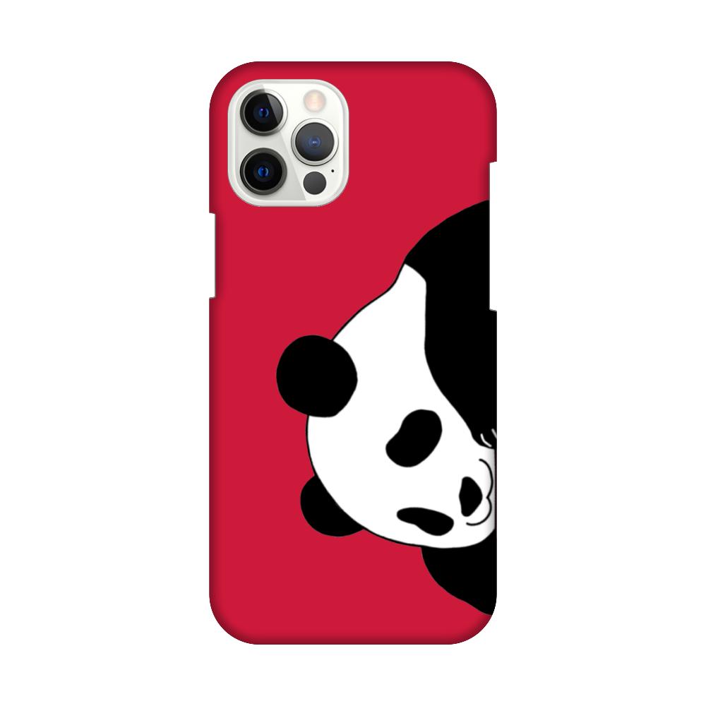 パンダレッド iPhone12 Pro Max