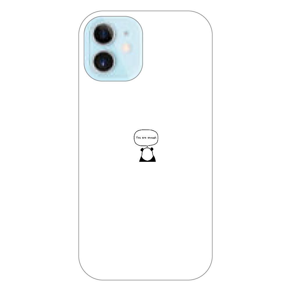 パンダの後ろ姿 iPhone12 mini
