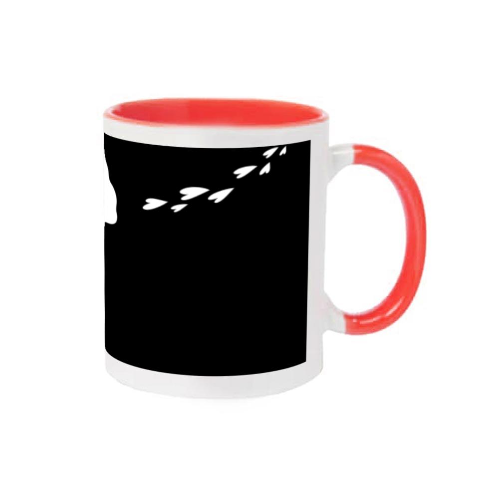 rose 2トーンマグカップ