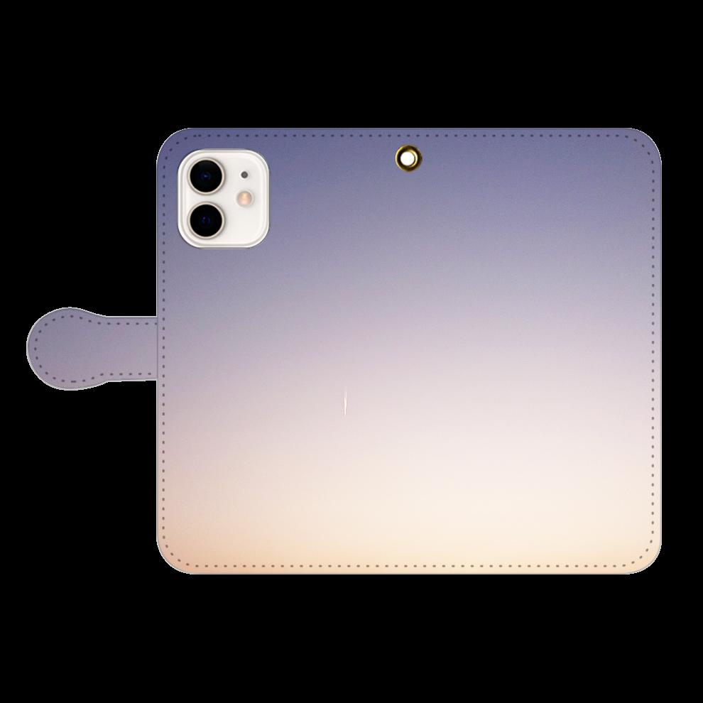 naderu iPhone12/12pro 手帳型スマホケース