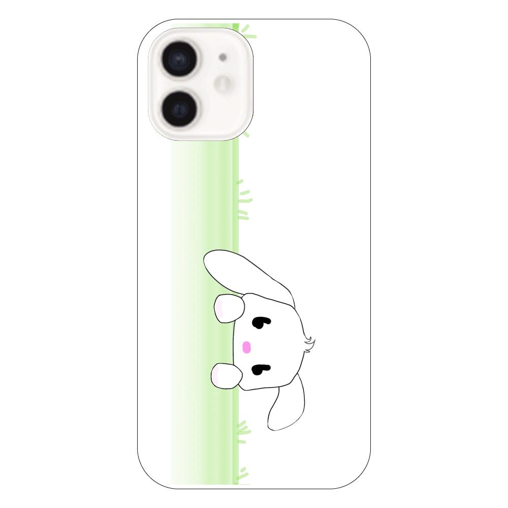 芝生  ウサたん iPhone12