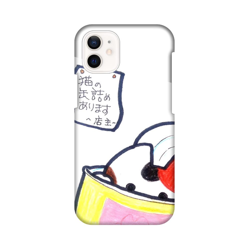 猫缶(みけーにゃ) iPhone12 mini