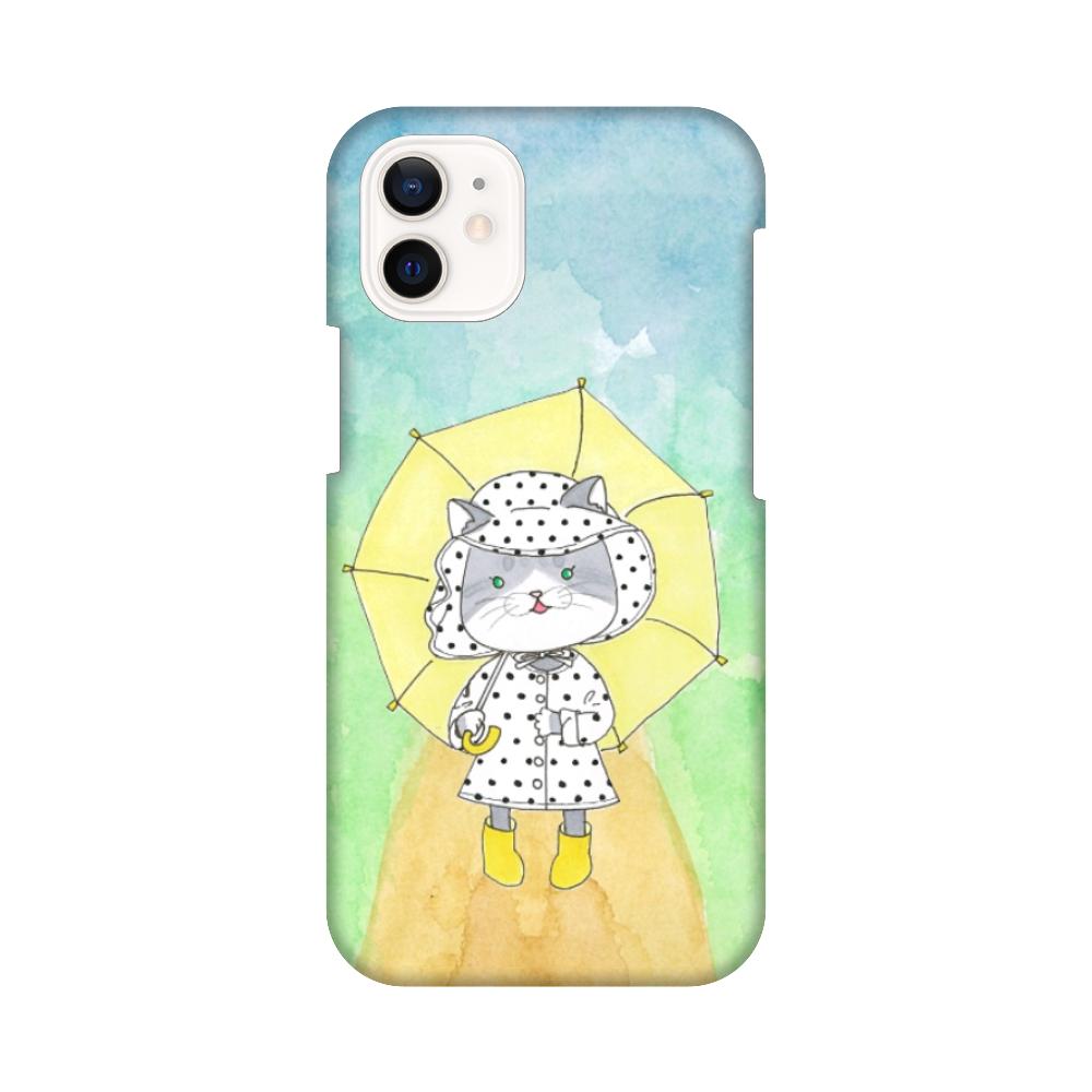 雨の日 iPhone12 mini