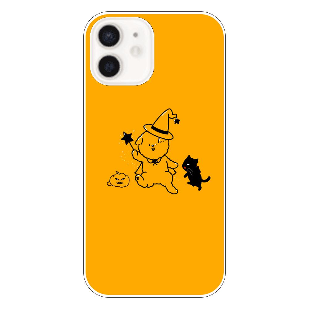 ハッピーハロウィン☆魔法使いプードル iPhone12
