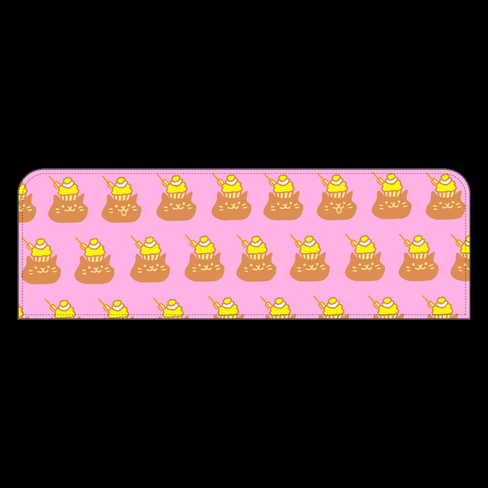 モンブニャンペンケース(ピンク) ペンケース
