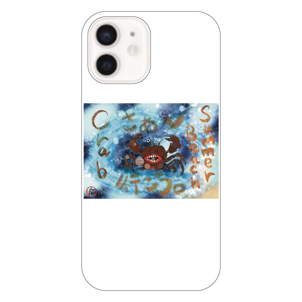 夏のビーチ「カニ」 ORILAB MARKET.Version.6 iPhone12