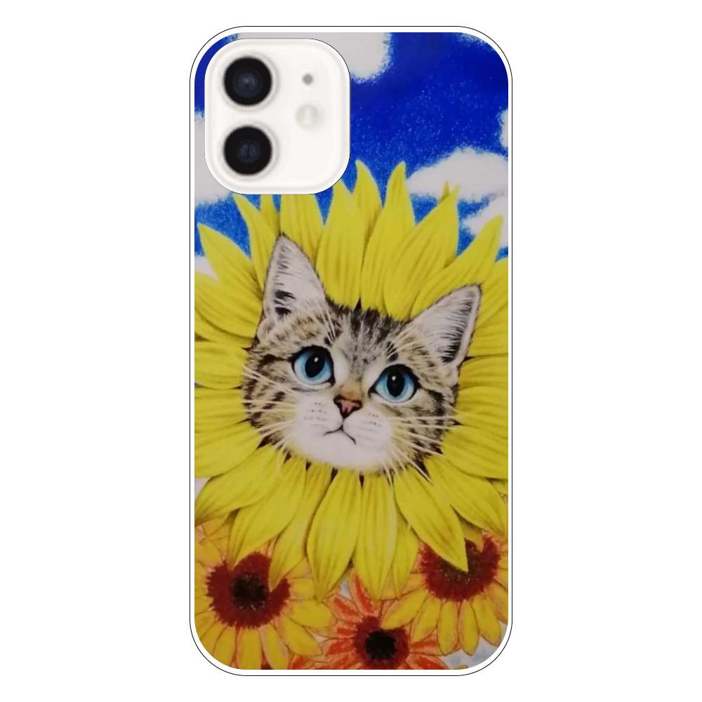 ひまわり猫 iPhone12