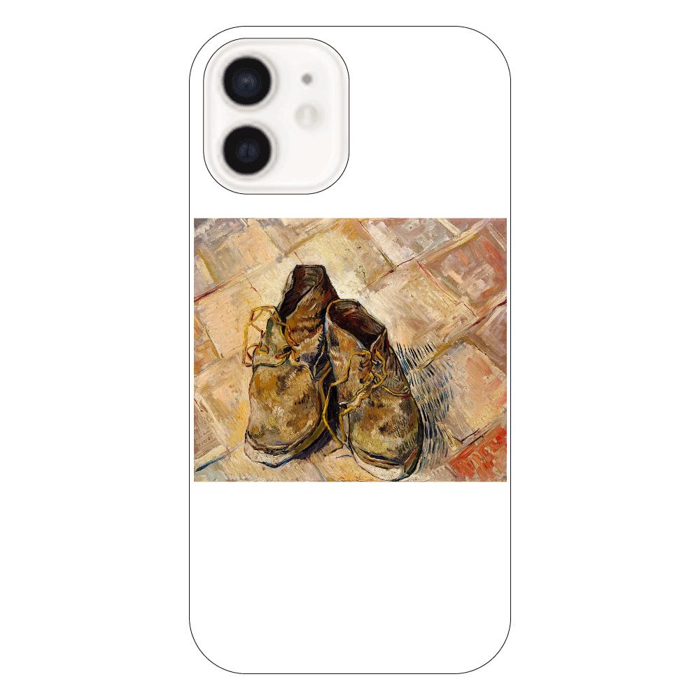 フィンセント・ファン・ゴッホ 靴 iPhoneケース カバー iPhone12