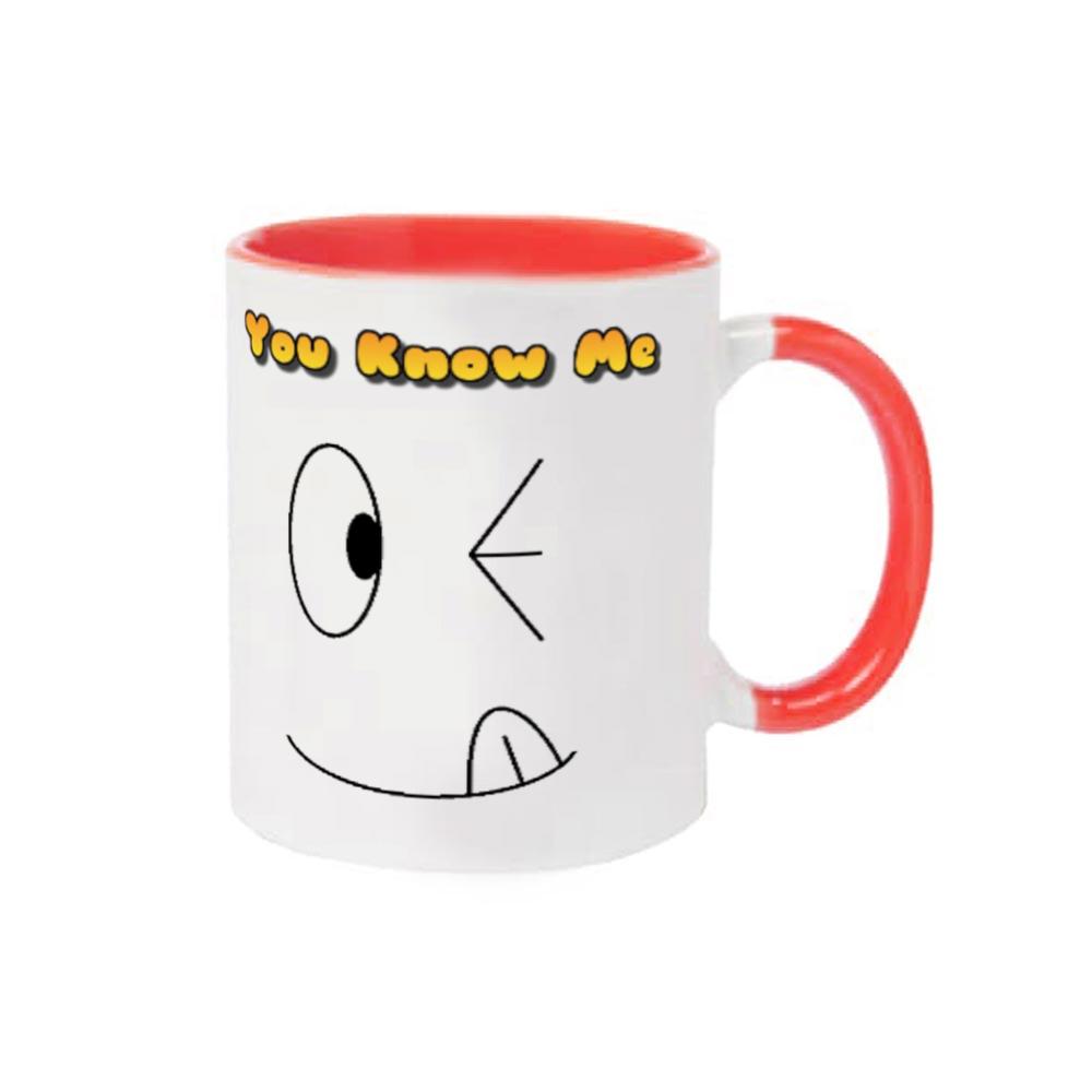 【空耳シリーズ】湯呑み?マグカップ 2トーンマグカップ