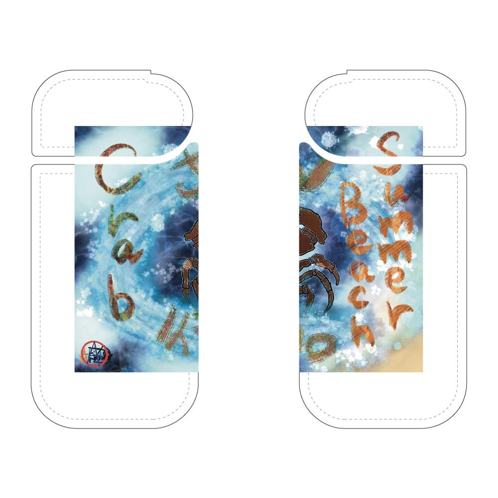 夏のビーチ「カニ」 ORILAB MARKET.Version.11 IQOSケース