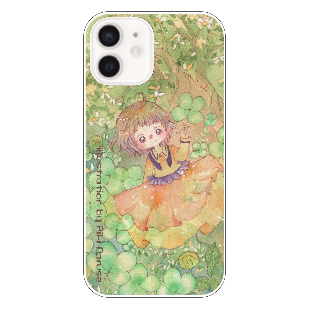 新緑の季節スマホケース iPhone12