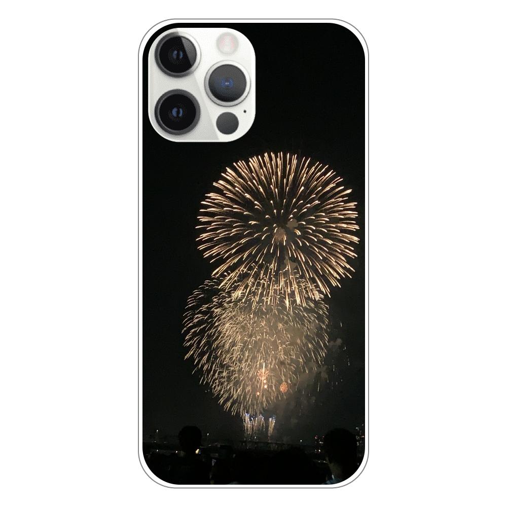 花火 iphoneケース iPhone12 ProMax
