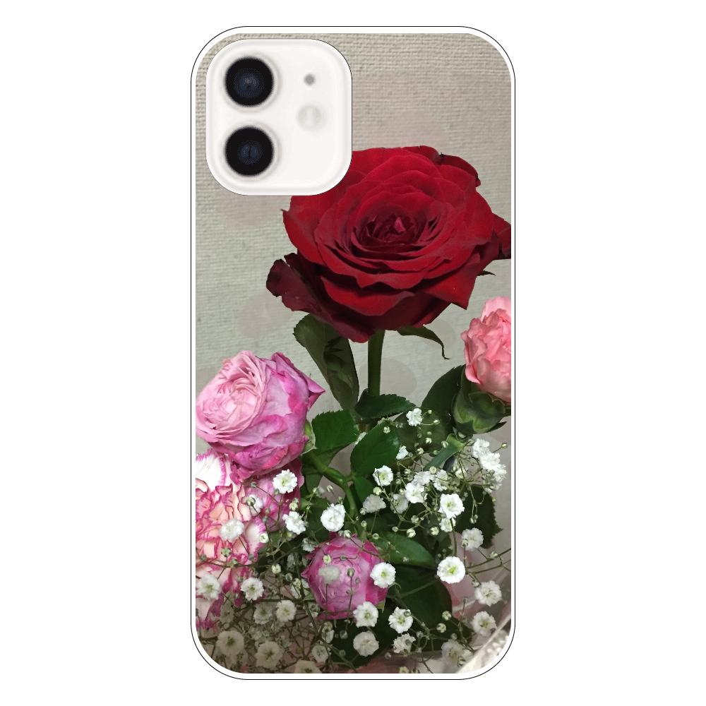 花束をプレゼント iPhone12