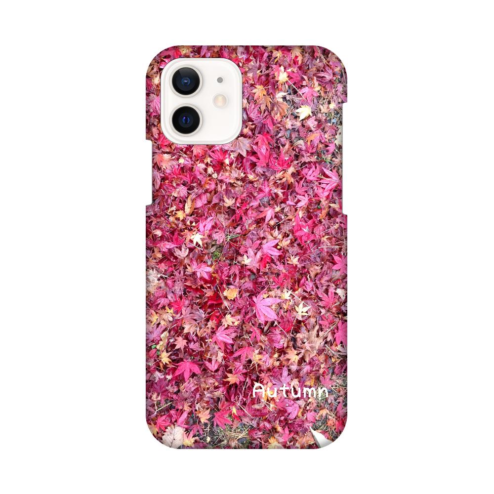 秋専用カバー iPhone12 / 12 Pro