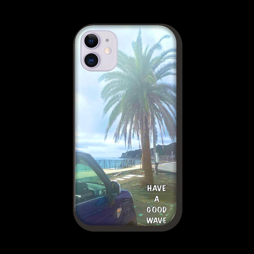 スマホケース WAVE iPhone 11