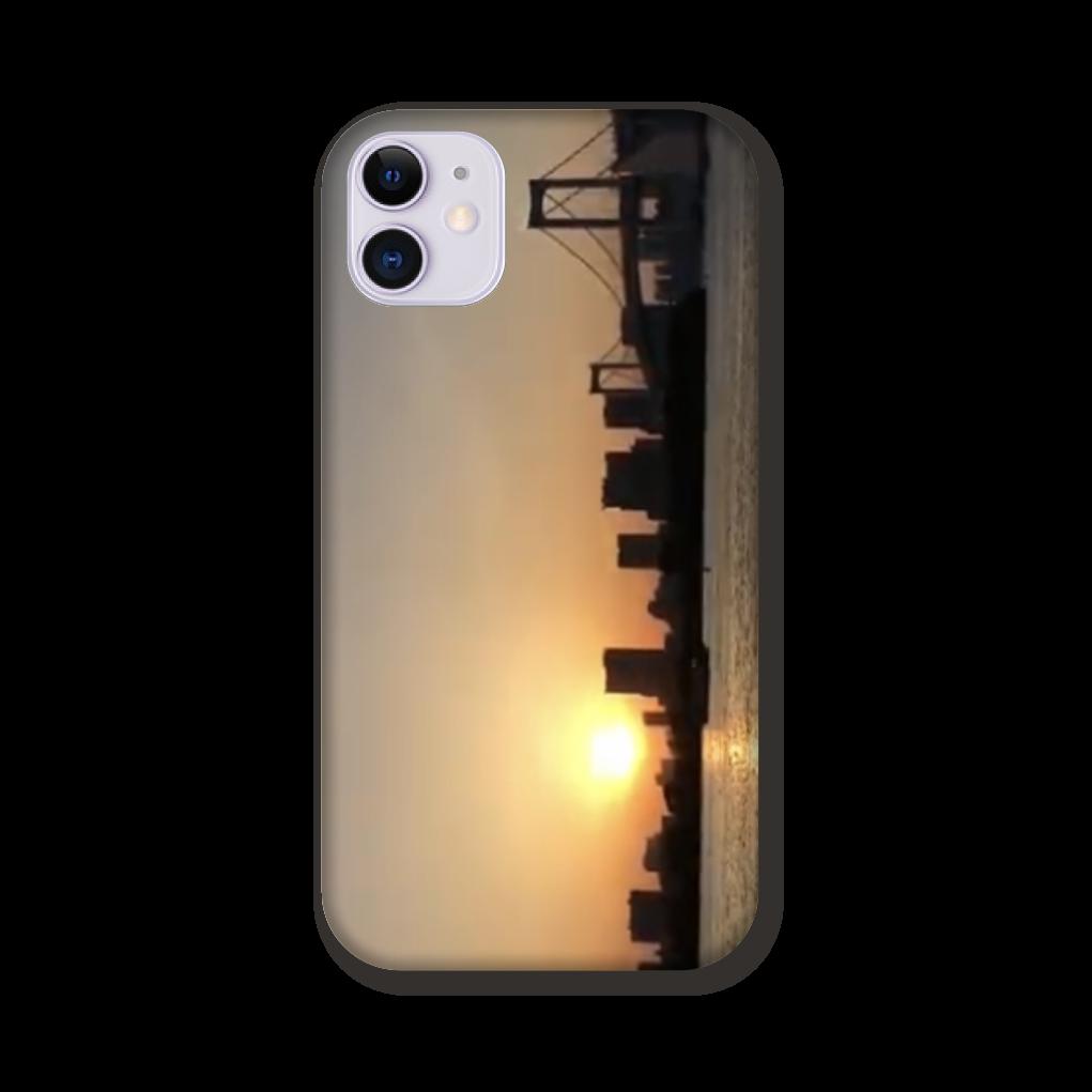 iPhone11 ケースTOKYO レインボーブリッジ iPhone 11