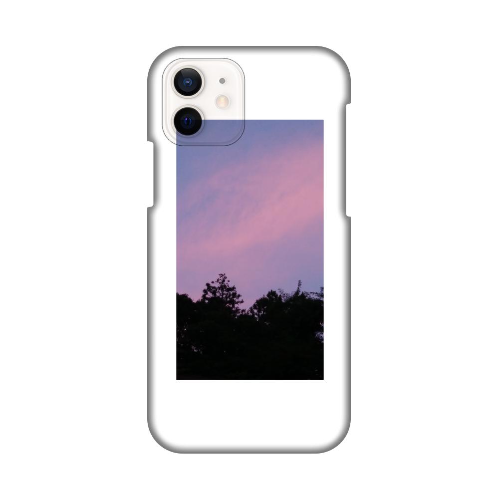 夏の夕方 ニシノソラ iPhone12 / 12 Pro