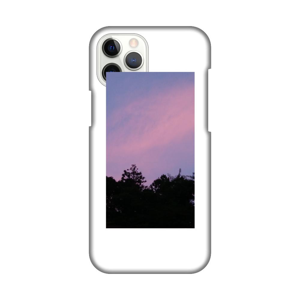 夏の夕方 ニシノソラ iPhone12 Pro Max