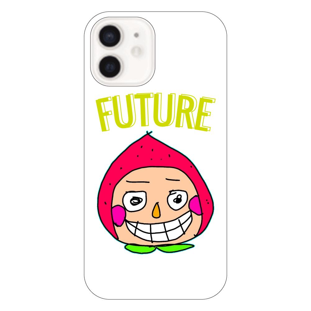 いちごちゃん iPhone12(透明)