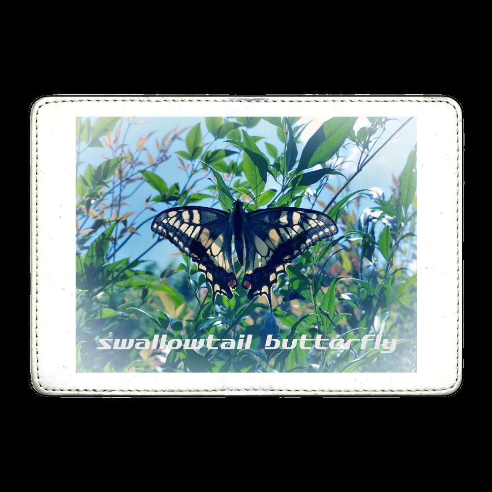 swallowtail butterfly カード収納ケース カード収納ケース